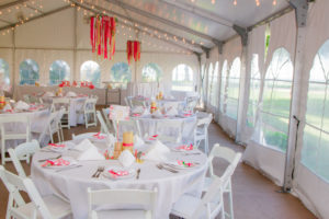 Vibrant Summer Wedding | LakeHouse St. Joe, MI